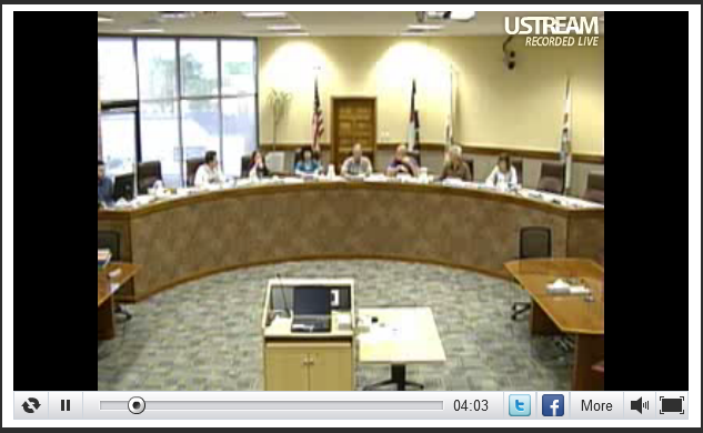 UStream: Video Tool for Public Involvement in Planning