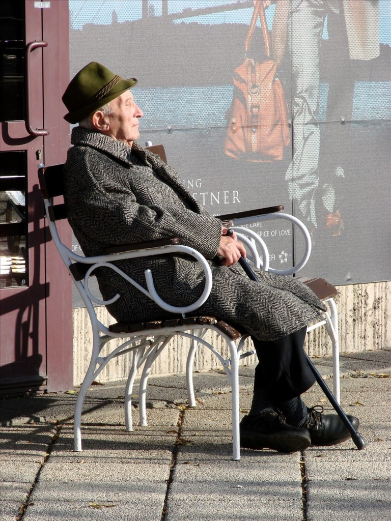 Male Centenarian